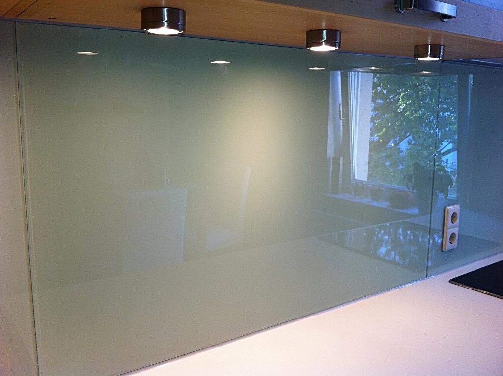 Glaserei und Fensterbau Max Preil in Leipzig - Küchenrückwände
